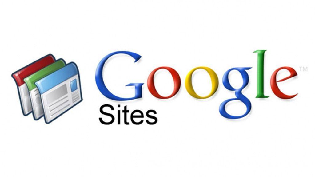Crear webs con Google Sites